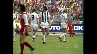 Günther Netzers legendäre Sternstunde | 1. FC Köln - Borussia M′gladbach | DFB-Pokalfinale 1973