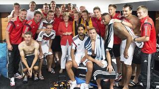 #footballmemories: Die Mannschaft bei der WM 2014