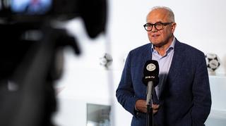 Statement von Fritz Keller zur angekündigten Öffnung für den Fußball