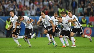 #footballmemories: Die Mannschaft bei der EM 2016