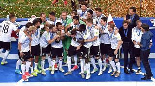#footballmemories: Die Mannschaft beim Confed Cup 2017