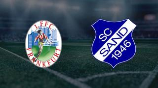Highlights: 1. FFC Frankfurt vs. SC Sand