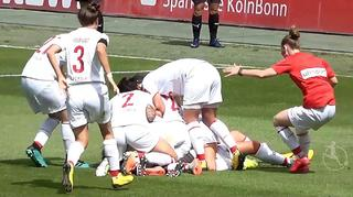 Highlights: 1. FC Köln vs. SGS Essen
