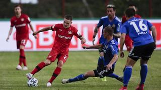 DFB Cup Men: 1. FC Saarbrücken vs Bayer 04 Leverkusen