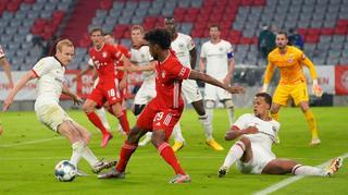 DFB Cup Men: Bayern München vs. Eintracht Frankfurt