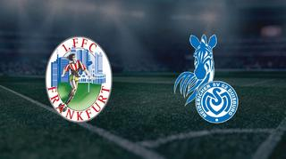 Highlights: 1. FFC Frankfurt vs. MSV Duisburg