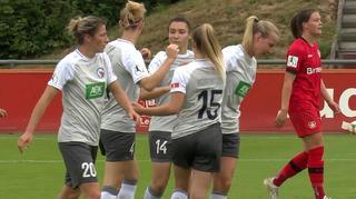 Highlights: Bayer 04 Leverkusen vs. Turbine Potsdam