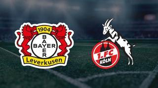 Highlights: Bayer Leverkusen - 1. FC Köln