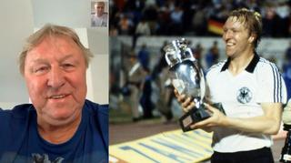 40 Jahre nach dem Titel - Horst Hrubesch erinnert sich an die EM 1980