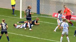 Highlights: MSV Duisburg vs.  Turbine Potsdam