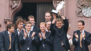 Bierhoff und Kuntz: Erinnerungen an die EURO 96