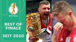 Die besten Finalmomente 2010-2019