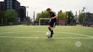 DFB-Freestyle-Schule: Lerne Tricks vom Freestyler, Teil 1