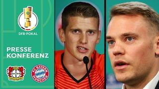 Pressekonferenz zum DFB Pokal Finale 2020