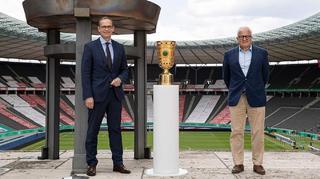 DFB-Pokalfinale bis 2025 in Berlin