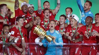 DFB-Cup-Men: Highlights Final 2020