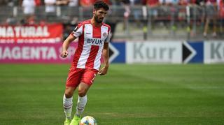 Highlights: FC Würzburger Kickers - Hallescher FC