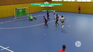 Highlights: FC Fortis Hamburg (Futsal) vs. Futsal Panthers Köln