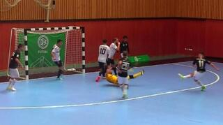 Highlights: MCH FC Sennestadt (Futsal) vs. HSV Panthers