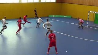 Highlights: Jahn Regensburg (Futsal) vs. FC Meisenheim Futsal