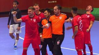 Highlights: MCH FC Sennestadt (Futsal) vs. Jahn Regensburg (Futsal)