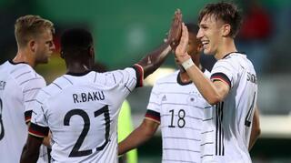 4:1 gegen Moldau: U 21 meldet sich erfolgreich zurück