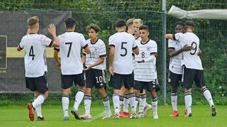 U 17-Junioren mit zwei Siegen gegen Belgien