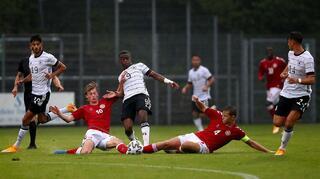 U 20 verliert erstes Testduell gegen Dänemark