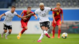 U 21 verliert EM-Qualifikationsspiel gegen Belgien