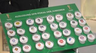 DFB-Pokal der Junioren: Auslosung der ersten Runde
