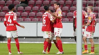 DFB Cup Men: TSV Havelse vs 1. FSV Mainz 05