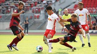 DFB Cup Men: 1. FC Nürnberg vs. RB Leipzig