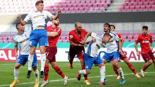 DFB Cup Men: VSG Altglienicke vs. 1. FC Köln