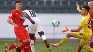 DFB Cup Men: FC Oberneuland vs. Borussia Mönchengladbach