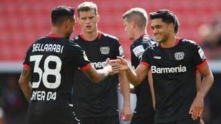 DFB Cup Men: Eintracht Norderstedt vs Bayer Leverkusen