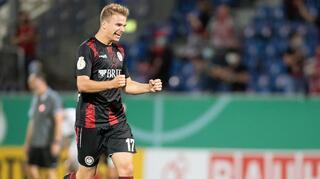 DFB Cup Men: Wehen Wiesbaden vs FC Heidenheim