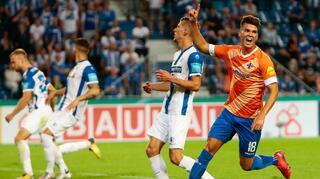 DFB Cup Men: FC Magdeburg vs Darmstadt 98