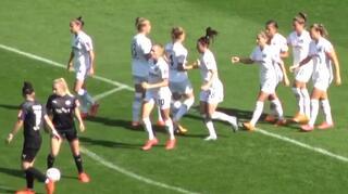Highlights: SGS Essen vs. Eintracht Frankfurt