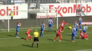 Highlights: SV Meppen vs. Turbine Potsdam