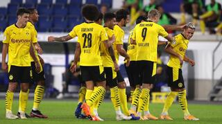 Highlights: MSV Duisburg vs. Borussia Dortmund