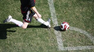 DFB U 18-Junioren: Eckball