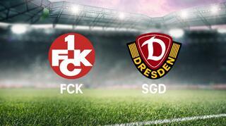 Highlights: 1. FC Kaiserslautern - SG Dynamo Dresden