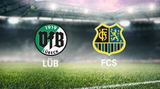 Highlights: VfB Lübeck - 1. FC Saarbrücken