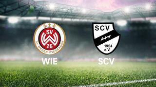 Highlights: SV Wehen Wiesbaden - SC Verl