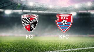 Highlights: FC Ingolstadt - KFC Uerdingen
