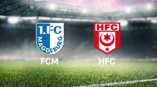 Highlights: 1. FC Magdeburg - Hallescher FC