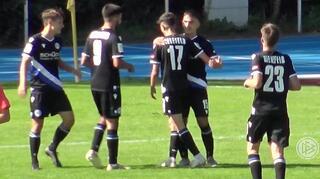 1. Spieltag B-Junioren-Bundesliga: Alle Spiele, alle Tore
