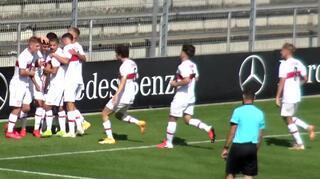 1. Spieltag A-Junioren-Bundesliga: Alle Spiele, alle Tore