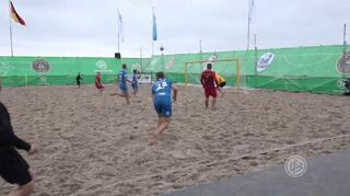 Deutsche Beachsoccer Meisterschaft - Spiel um Platz 3