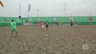 Deutsche Beachsoccer Meisterschaft - Finale